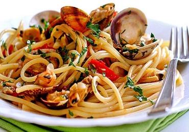 Receta Espaguetis Vongole|Recetas|AL DENTE VITORIA|PASTA FRESCA.